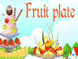 Beautiful Fruit Plates