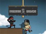 Pirates vs Ninja